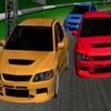 Carrera de coche Super 6