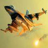 Dispara a los aviones enemigos