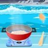 Cocine frijoles cocidos