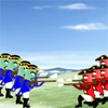Batalla de bloques