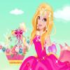 Barbie, la princesa de las flores