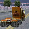 Carrera de camiones grandes
