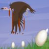 Dispara a los huevos de buitre
