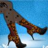 Colorea y diseña botas