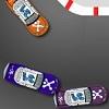 Carrera de coches a velocidad