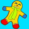 Colorea las galletas