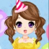 Cumpleaños de la niña Raquel