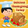 Cocina el pavo de Acción de Gracias