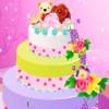 Pastel de boda para Monica