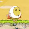 Hombre-huevo saltarín