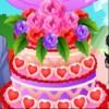 Diseñador de pastel de bodas