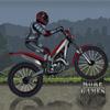 Motociclista aventurero