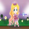 Linda Princesa de las Flores