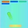 Pelota de ping pong colorida