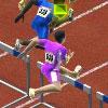 Carrera de salto con obstáculos