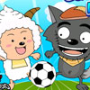 Fútbol de la cabra floja