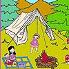 Recuerdos del campamento de verano