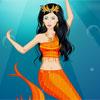 María la sirena bailarina