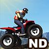 Corredor de motocicletas aventurero