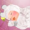 Viste al lindo bebé