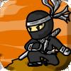 Niño Ninja saltarín