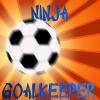 Arquero de fútbol ninja