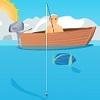 El abuelo va de pesca