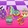 Pinta los huevos de Pascua