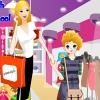 Barbie lleva a su hermana de compras