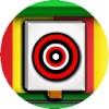 Dispara al objetivo verde