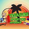 Diferencias de aventura en la isla secreta
